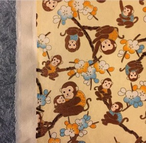monkey-chiyogami